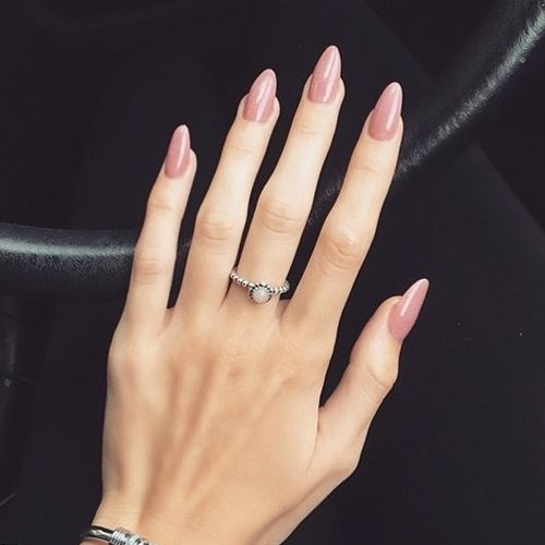 Best Almond Nails - 22 of The Best Almond Nails ...