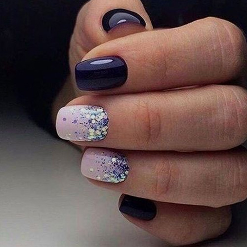 Best Winter Nails , 42 Best Winter Nails for 2019